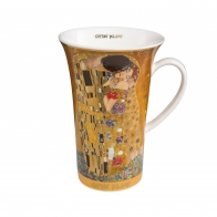 Kubek 15 cm Pocałunek - Gustav Klimt Goebel 67012011