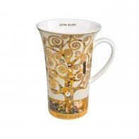Kubek 15 cm Drzewo Życia - Gustav Klimt Goebel 67012041
