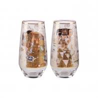 Zestaw szklanek 0,45 l - Gustav Klimt Goebel 66487021