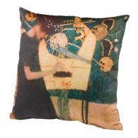 Poduszka 40 x 40 cm Muzyka - Gustav Klimt Goebel 67060511