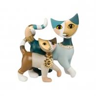 Figurka koty Damiane i Leone 2018 Rosina Wachtmeister Goebel 31352011