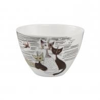 Świecznik - tealight 7,5 cm Carota con amici - Rosina Wachtmeister Goebel 66915761
