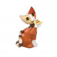 Figurka 8 cm Kot Taziana - Rosina Wachtmeister Goebel 31338021