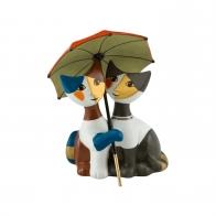 Figurka 9 cm Koty z parasolką - Rosina Wachtmeister Goebel 31896012