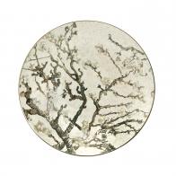 Miska 34,5 cm Drzewo Migdałowe Srebrne - Vincent van Gogh Goebel 66500121