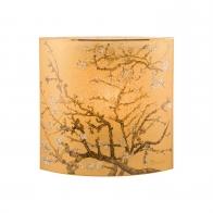 Lampa 25 cm - Drzewo Migdałowe Złote - Vincent van Gogh Goebel 67001041