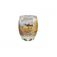 Świecznik - tealight 10 cm - Dom Artysty - Claude Monet Goebel 66927181