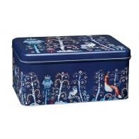 Pudełko metalowe 28x13cm Taika, niebieski 1008965 iittala