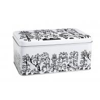 Pudełko metalowe 28x13cm Taika, czarny 1008979 iittala