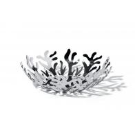 Misa na owoce Mediterraneo 25 cm srebrna - Emma Silvestris Alessi Kolekcja ESI01/25