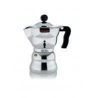 Zaparzacz do espresso Moka Alessi 0,3 l - Alessandro Mendini A di Alessi AAM33/6