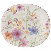 Talerz sałatkowy owalny 23 x 19 cm Mariefleur Basic Villeroy & Boch 10-4100-2648