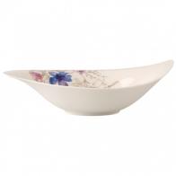 Miska na sałatę 45 x 31 cm Mariefleur Gris Serve & Salad Villeroy & Boch 10-4105-3130