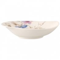 Miska głęboka 21 x 18 cm Mariefleur Gris Serve & Salad Villeroy & Boch 10-4105-3576