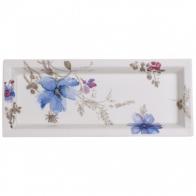Półmisek prostokątny 23,6 x 9,7 cm Marie fleur Gris Gifts Villeroy & Boch 10-1635-3846