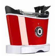 Toster 32 x 20 x 30 cm czerwony - Volo Casa Bugatti 13-VOLOC3