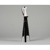 Figurka Seksbomba - czarno-czerwona
