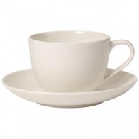 Filiżanka do kawy ze spodkiem 0,23 l For Me Villeroy & Boch 10-4153-1290