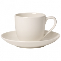 Filiżanka do espresso ze spodkiem 0,1 l For Me Villeroy & Boch 10-4153-1410