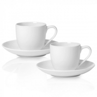 Filiżanka do espresso ze spodkiem 0,1 l For Me Villeroy & Boch 10-4153-8420