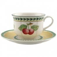 Filiżanka śniadaniowa 0,35 l French Garden Fleurence Villeroy & Boch 10-2281-1230