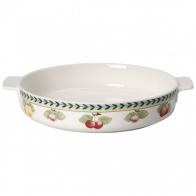 Okrągłe naczynie do pieczenia 28 cm French Garden naczynia do pieczenia Villeroy & Boch 10-4167-3262
