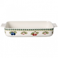 Prostokątne naczynie do pieczenia 30 x 20 cm French Garden naczynia do pieczenia Villeroy & Boch 10-4167-3273
