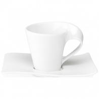 Filiżanka do kawy ze spodkiem 0,2 l New Wave Villeroy&Boch 10-2525-1291