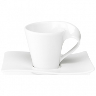 Filiżanka do espresso ze spodkiem 0,08 l New Wave Villeroy&Boch 10-2525-1411