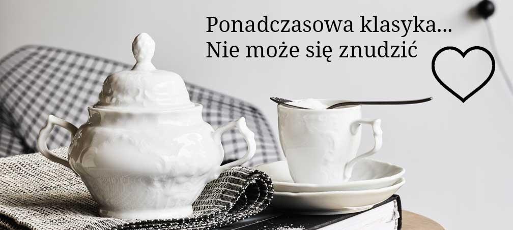 Rosenthal Sansoucci porcelana sklep zestaw obiadowy kawowy filizanka talerz