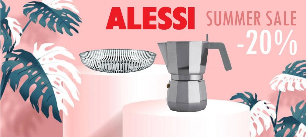 Alessi promocja Summer Sale sklep